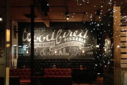 Chalkboard at Centro